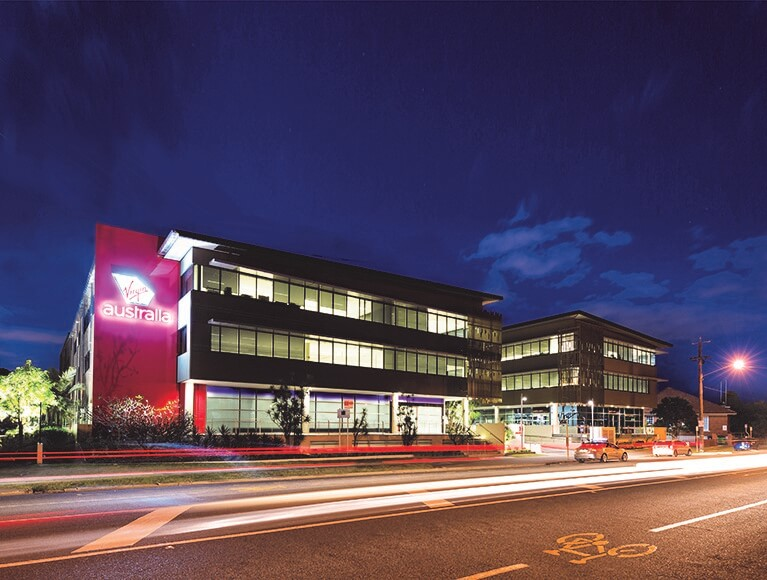 Virgin Australia Headquarters, 56 Edmondstone Road, Bowen Hills Qld Main Image